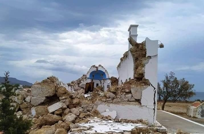 Read more about the article Κρήτη – Περιμένουμε ισχυρό μετασεισμό για να βεβαιωθούμε ότι ήταν ο κύριος – Τι είπε για το τσουνάμι ο Χουλιάρας
