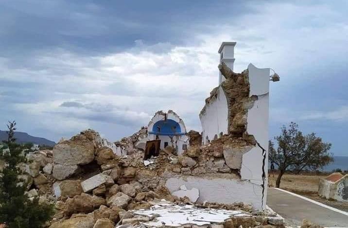 Σεισμός στην Κρήτη – «Δεν μπορούμε να πούμε με βεβαιότητα πως ήταν ο κύριος σεισμός» – Τι είπε ο Λέκκας