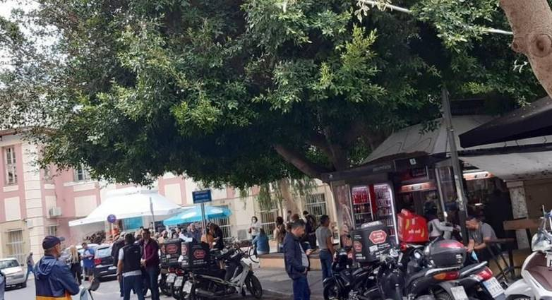 Ισχυρή σεισμική δόνηση 6.3 Ρίχτερ στην Κρήτη - Ζημιές σε κτίρια, κατέρρευσε εκκλησάκι - (ΦΩΤΟ)