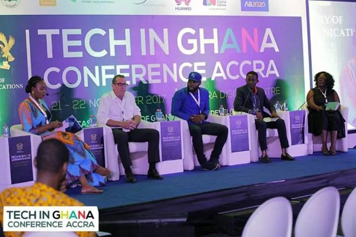 Tech In Ghana