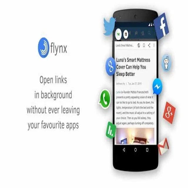 Best Android Browsers flynx