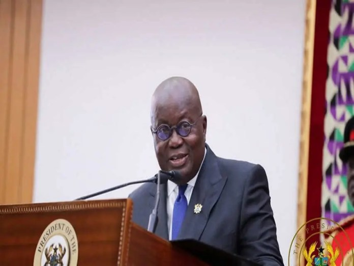 ict in Ghana Akuffo addo