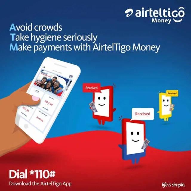 AirtelTigo Money Payments