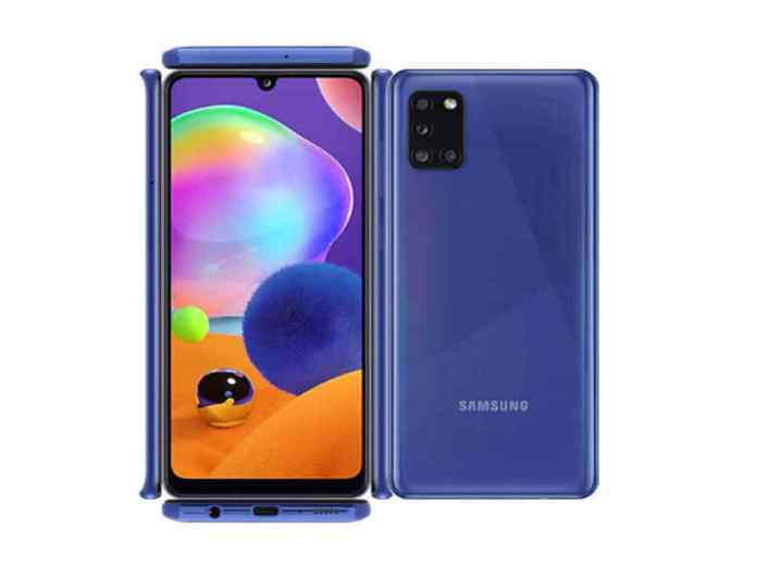 Samsung Galaxy A31 Price In Ghana