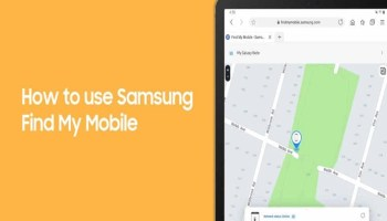 find my mobile samsung