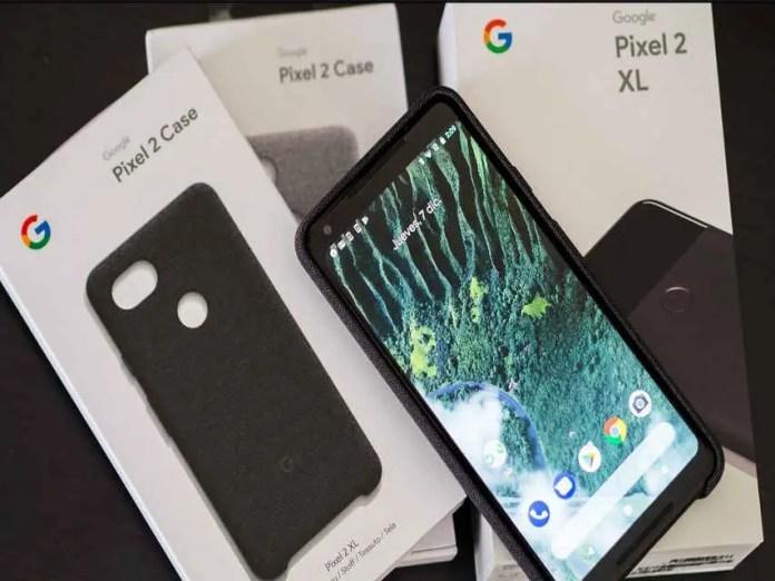 google pixel 2xl specs