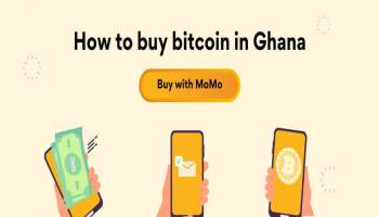Bitcoin in Ghana Mobile Money with Yellow Card App