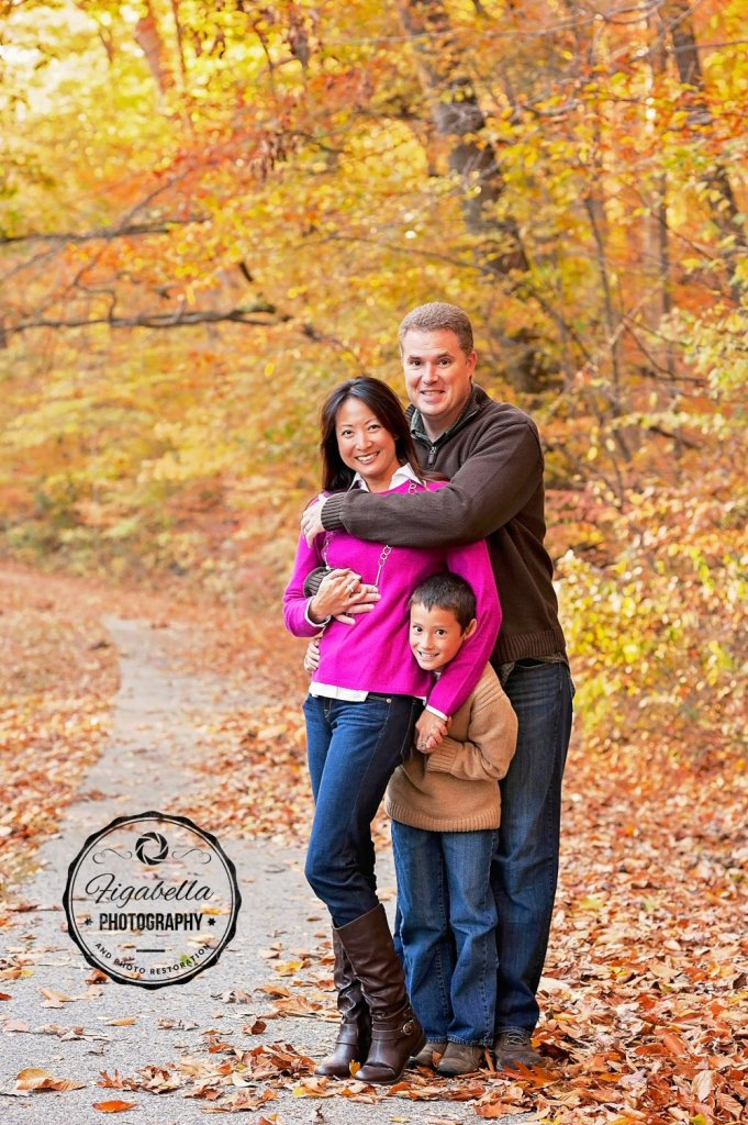 Family Portraits in Newark Delaware