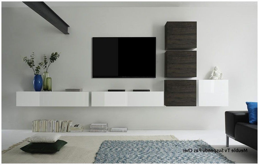 meuble tv design conforama meuble levi