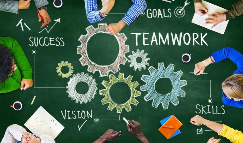 Team work blog