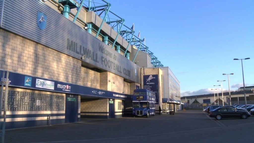 Millwall Football Club 'lotta' esproprio