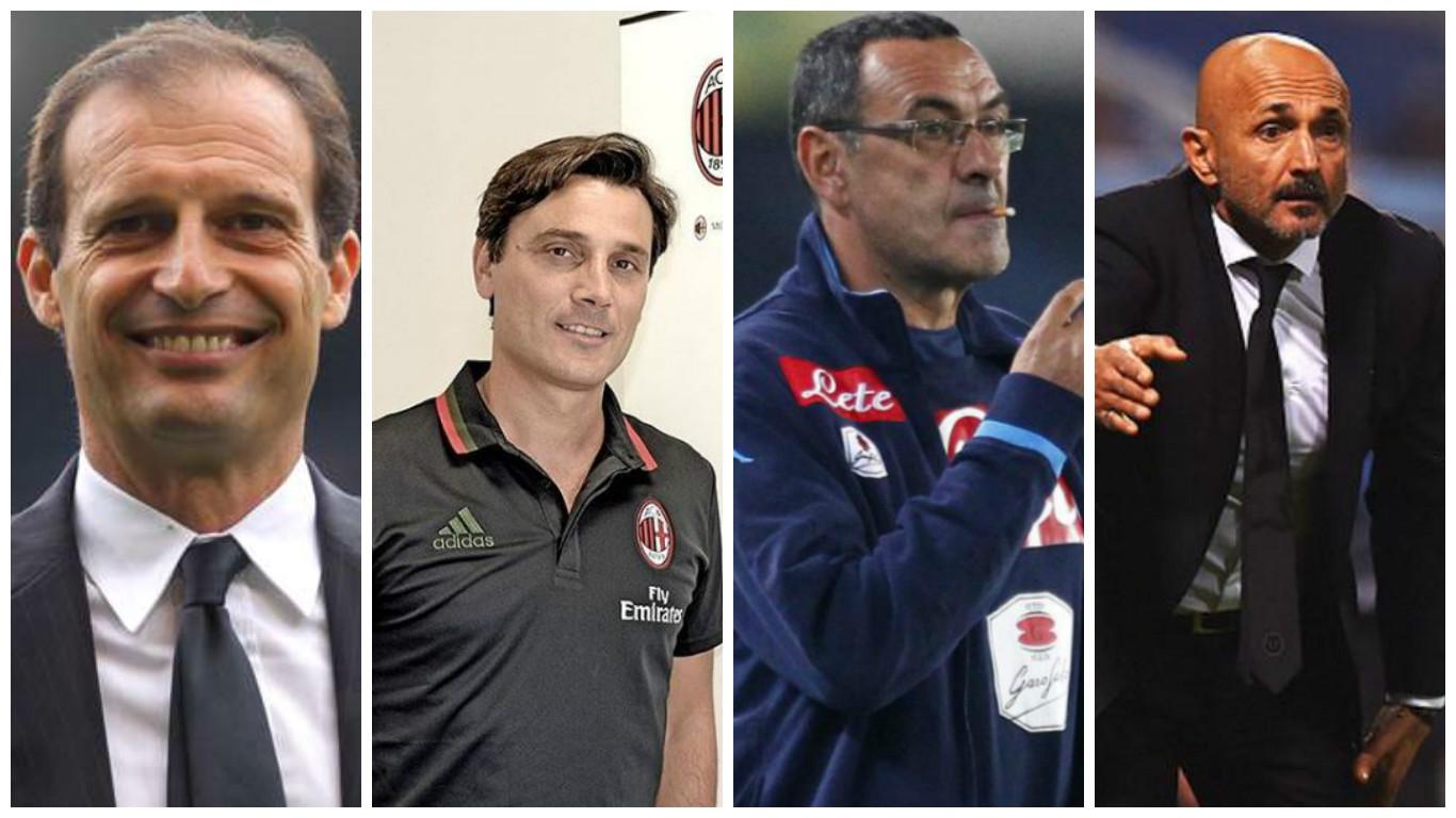 Mercato allenatori Serie A: grandi movimenti sottotraccia