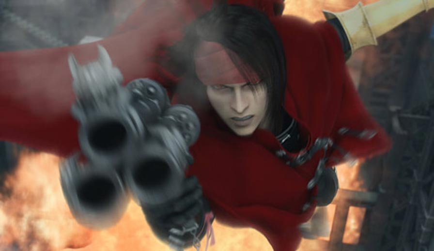 Vincent Valentine Final Fantasy VII Ehrgeiz