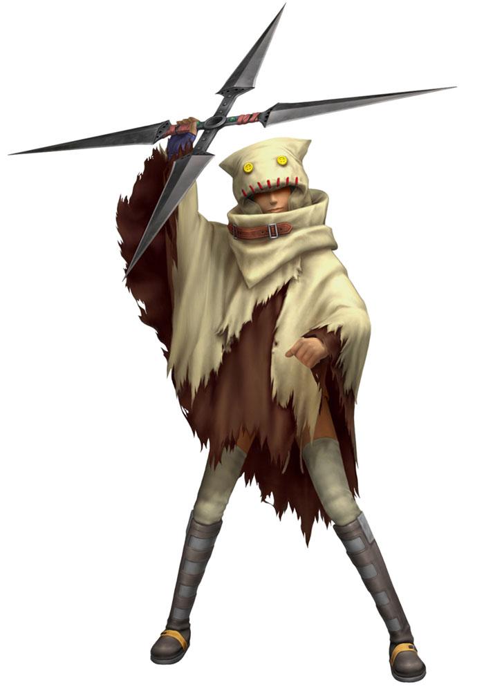 Yuffie Ehrgeiz God Bless The Ring Final Fantasy VII