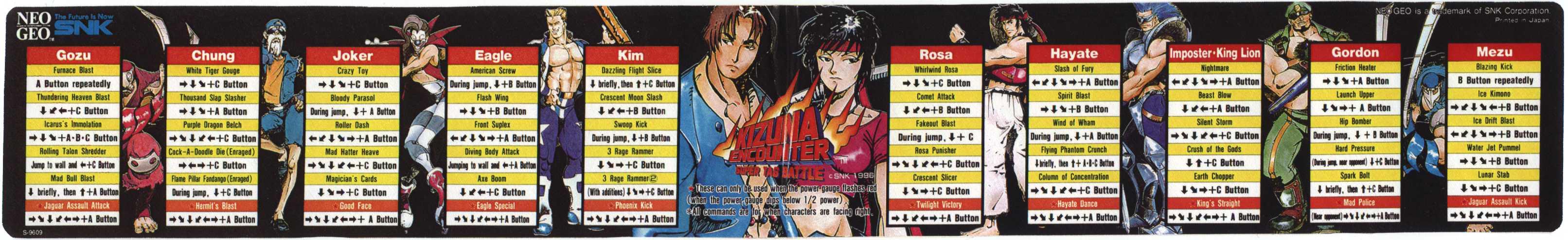 Kizuna Encounter Super Tag Battle Tfg Review