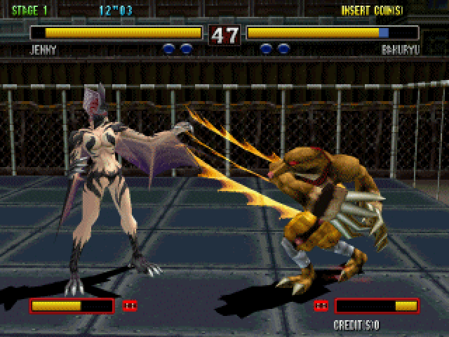 Bloody Roar 2 Bringer Of The New Age TFG Review