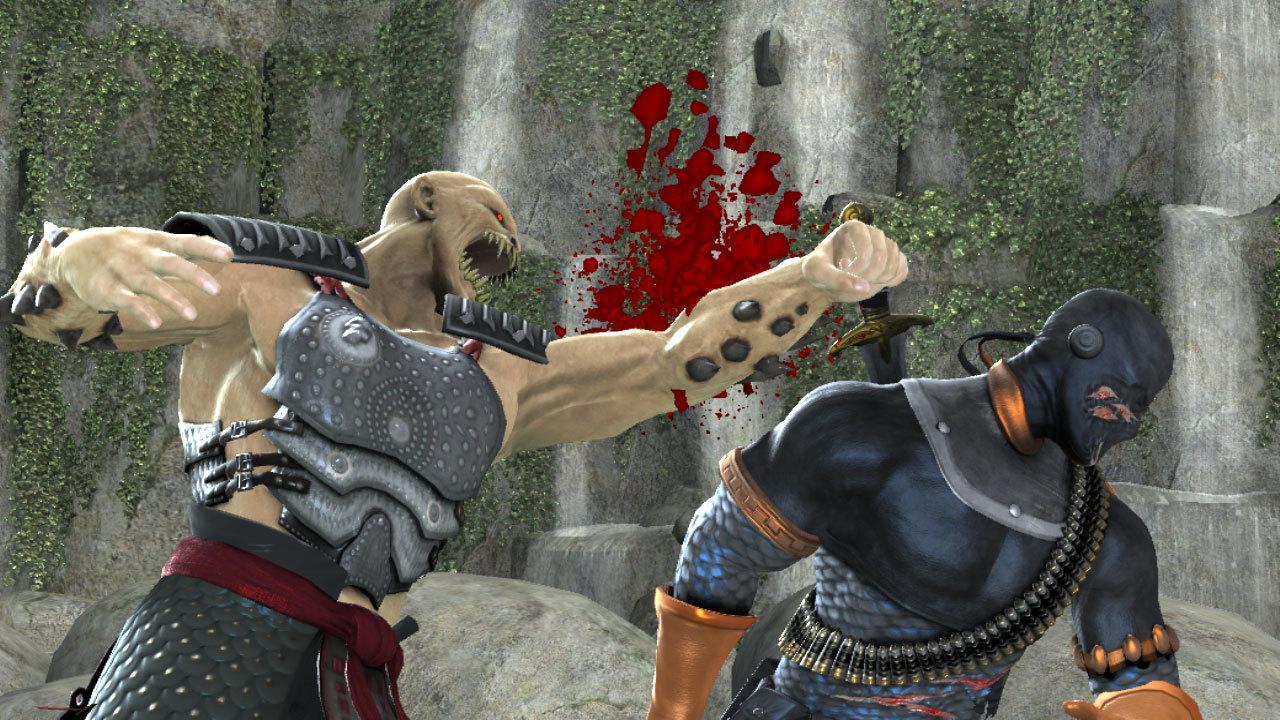 Mortal Kombat VS DC Universe TFG Review Art Gallery