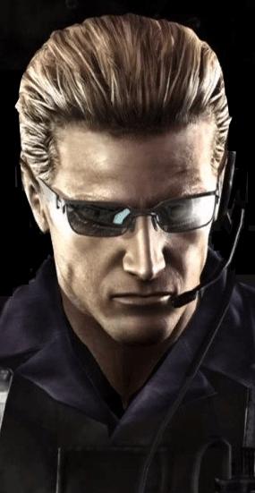 Albert Wesker Marvel VS Capcom 3 Resident Evil