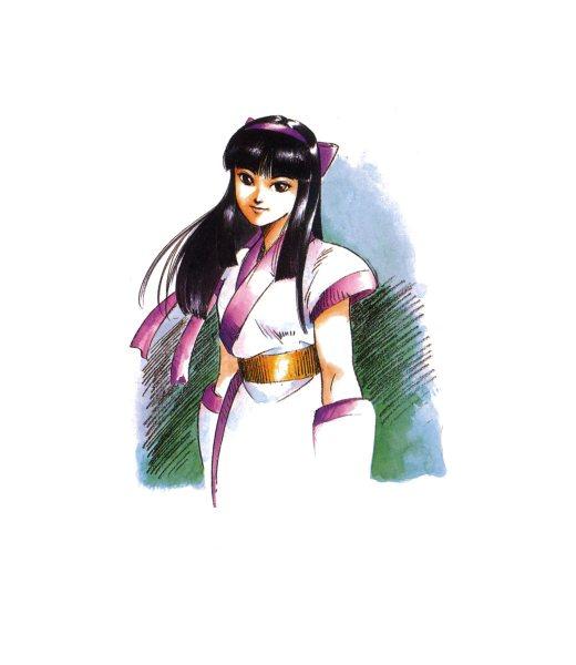 Nakoruru Samurai Shodown