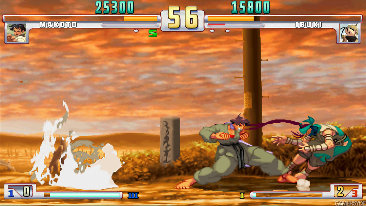 Street Fighter Iii 3rd Strike Online Edition Tfg Review