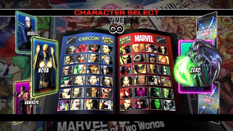 Image result for Ultimate Marvel vs Capcom 3