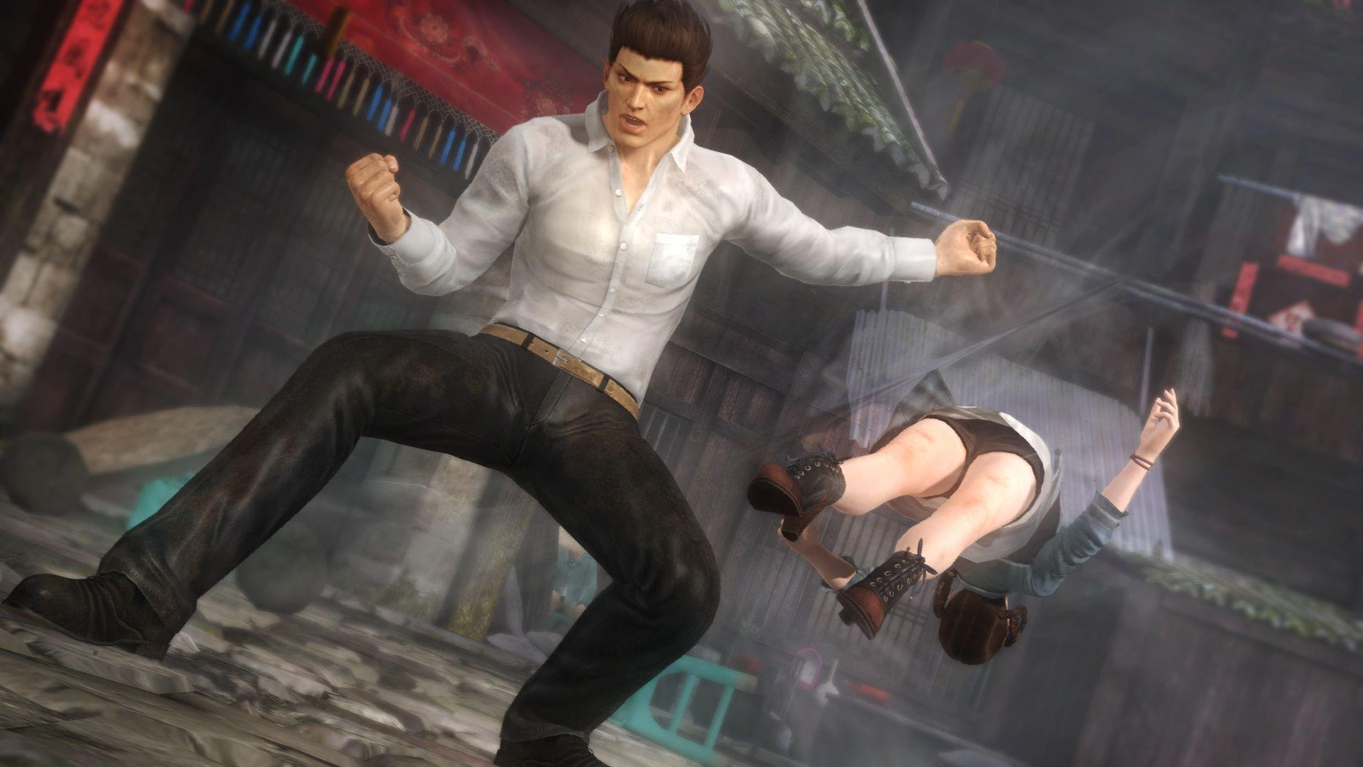 Dead Or Alive 5 TFG Review Art Gallery