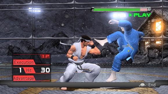 Virtua Fighter 5 Final Showdown TFG Review Art Gallery