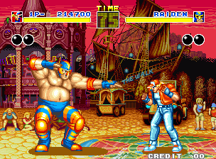 Fatal Fury 1991 NeoGeo TFG Review