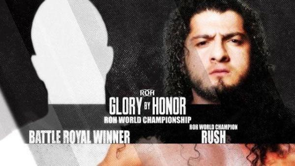 ROH Glory By Honor Results (10/12): RUSH Defends ROH Title, New Number One Contender Crowned