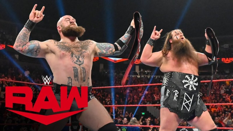 9/21/2019 WWE Raw Results, Live Coverage & Discussion: The Final Member Of Team Flair Is...