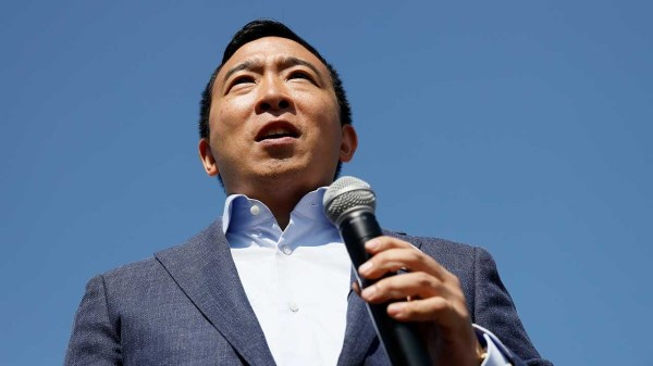 Presidential Candidate Andrew Yang Is With AEW; Praises Vision Of The Company