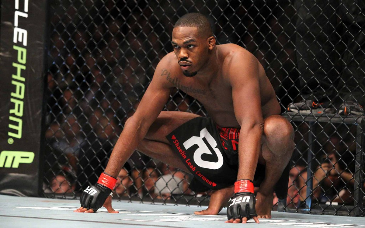 Jon Jones takes shot at Daniel Cormier following UFC 182 victory