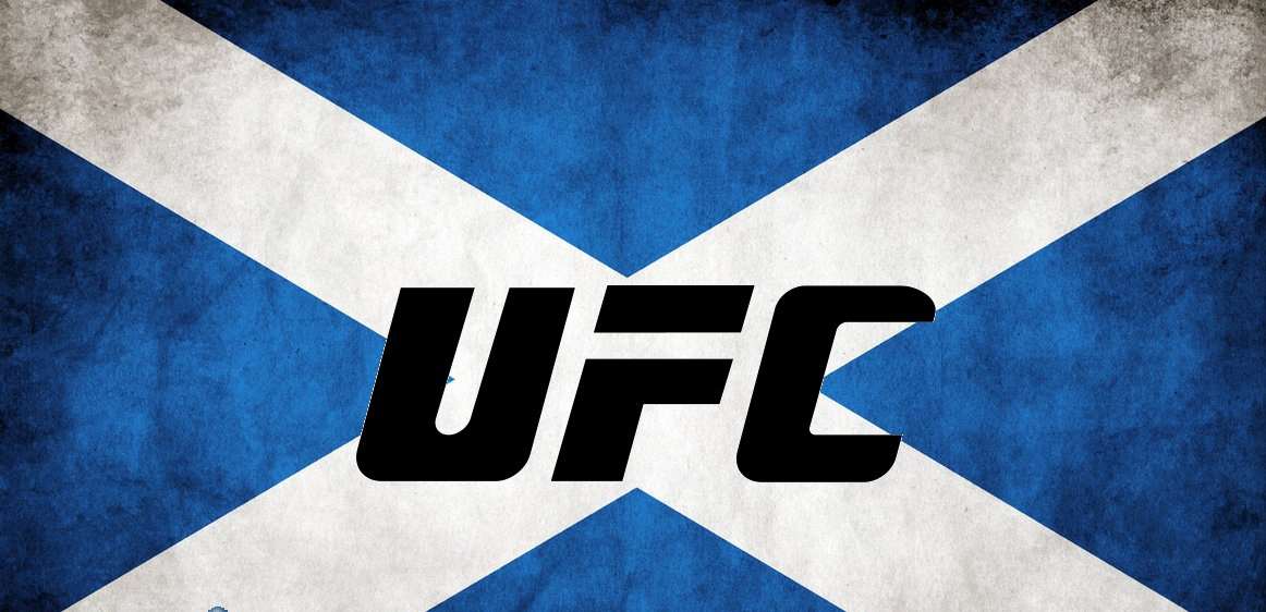 UFC Scotland – What Can We Expect?