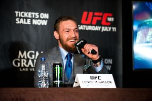 Connor Mcgregor Jose Aldo UFC 194