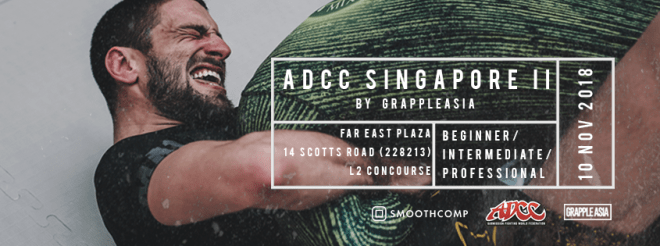 ADCC Singapore II by Grapple Asia @ Far East Plaza (L2 Concourse)
