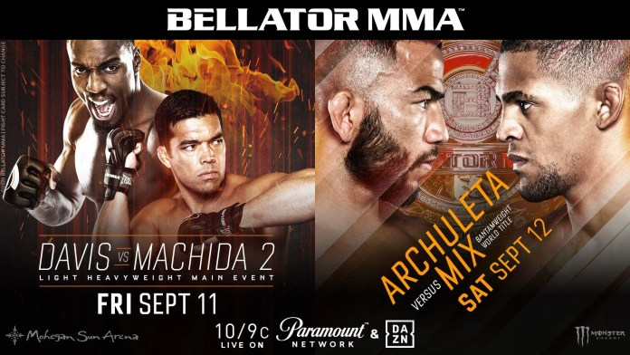 Fight Cards Revealed For Bellator 245, 246