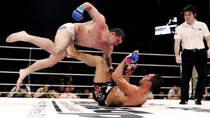 Shogun Rua-Rogerio Nogueira III Booked For UFC 250   FIGHT SPORTS