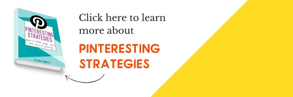 Pinteresting Strategies Banner