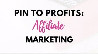 Pin To Profits - Affiliate Marketing course banner