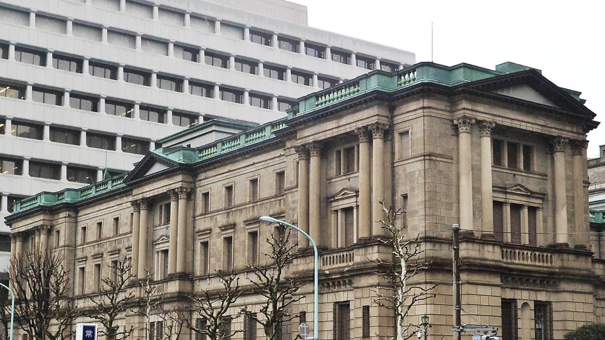 Central Bank Of Japan (BoJ)