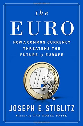 Back Of The Book The Euro By Joseph E. Stiglitz