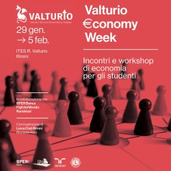 Valturio €conomy Week: incontri e workshop di economia per gli studenti