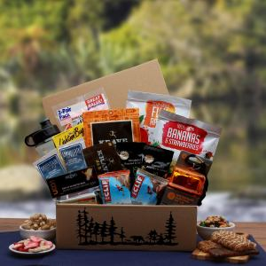 Outdoors and Camping Gift Baskets
