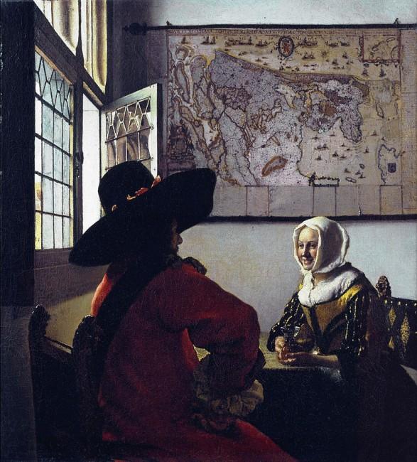 Mythos Vermeer | Die Camera Obscura