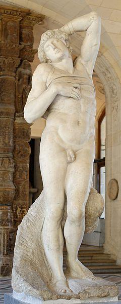 Michelangelo | Sterbender Sklave