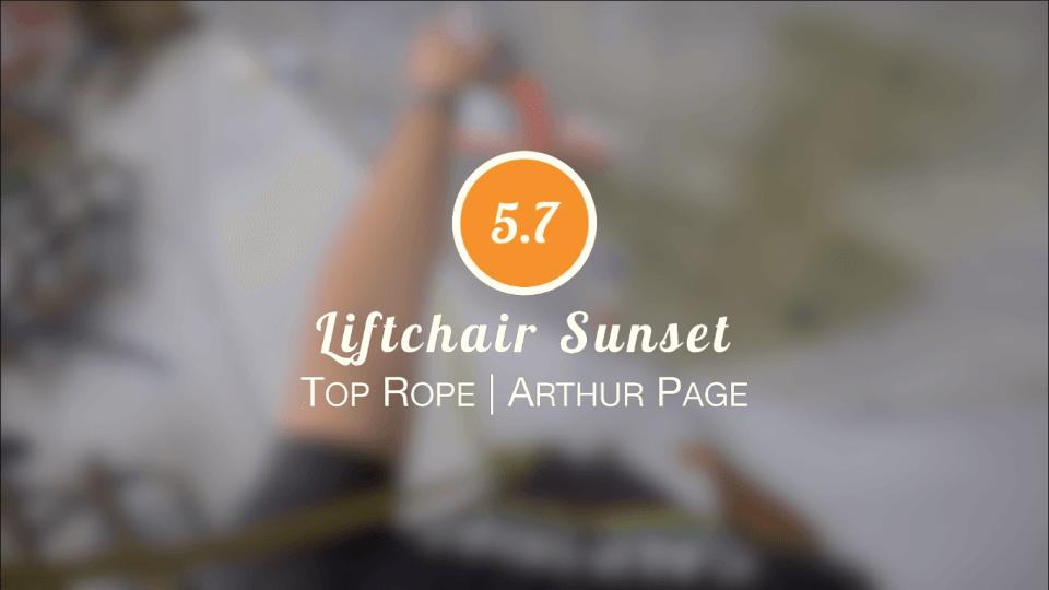 Liftchair Sunset 5.7 @evo_portland