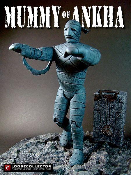 The Mummy of Ankha