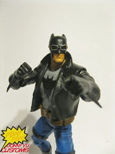 Rockabilly Batman