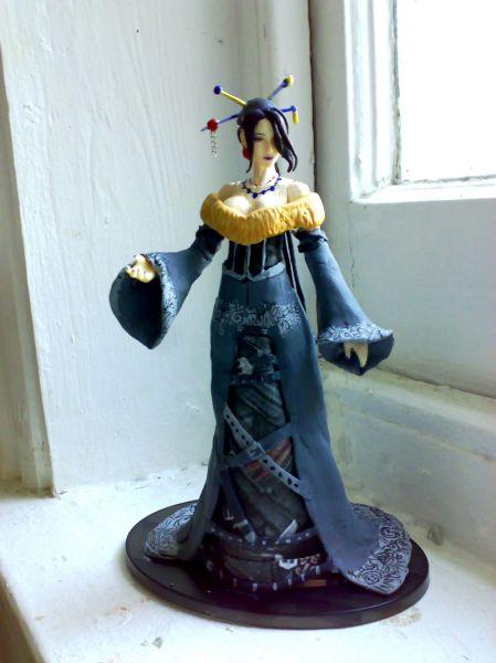 Final Fantasy X Lulu Play Arts Figure Final Fantasy