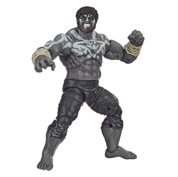 MARVEL LEGENDS SERIES 6-INCH GAMERVERSE MARVEL'S AVENGERS OUTBACK HULK Figure - oop (1)